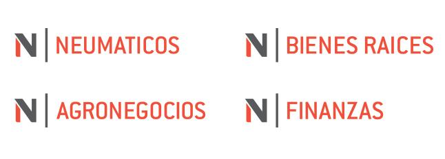 arquitetura de marca do Grupo Nautilus com submarcas dos setores by chablau!