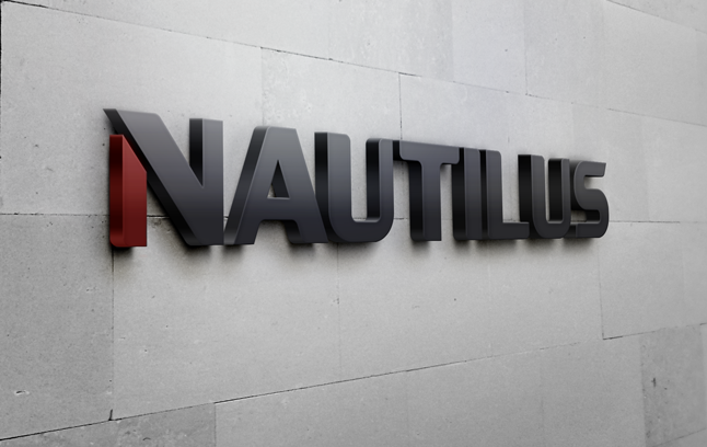 Nautilus Branding by chablau!