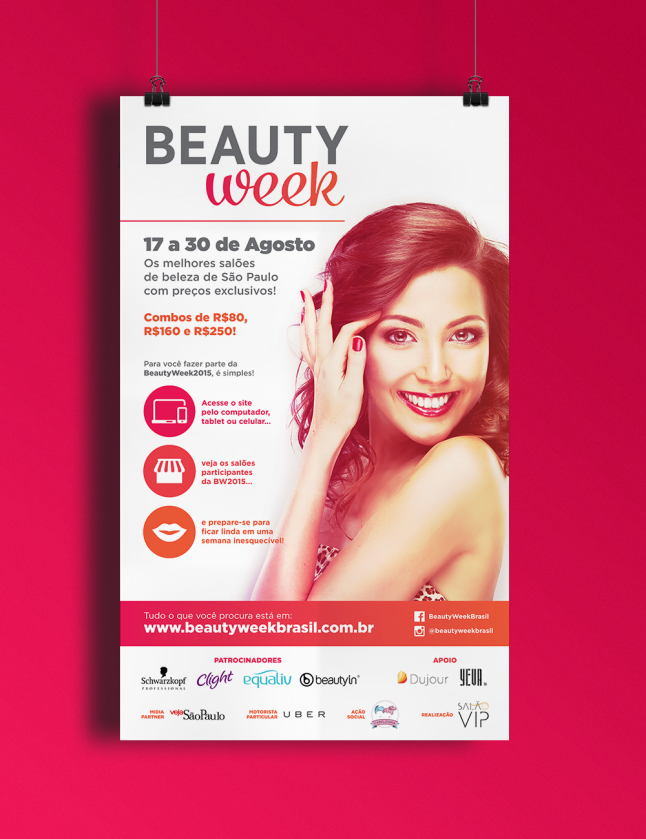 Banner BeautyWeek